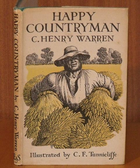 Image for Happy Countryman. Illustrated by C.F.Tunnicliffe.