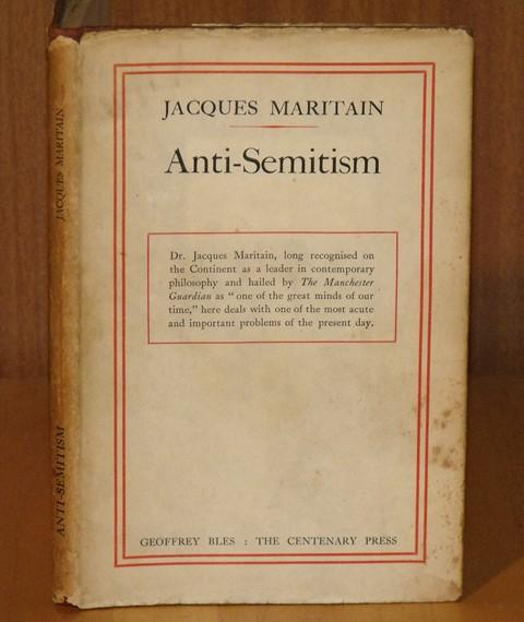 Image for Anti-Semitism.