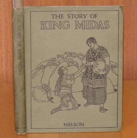 Image for The Story of King Midas.