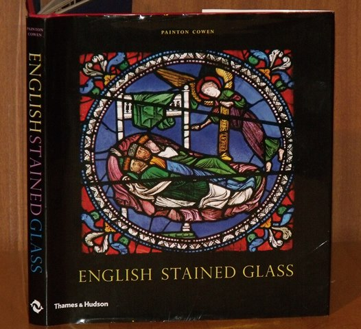 Image for English Stained Glass. With 200 colour illustrations.