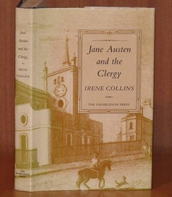 Image for Jane Austen and the Clergy.