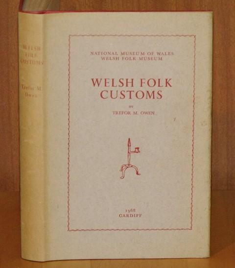 Image for Welsh Folk Customs.