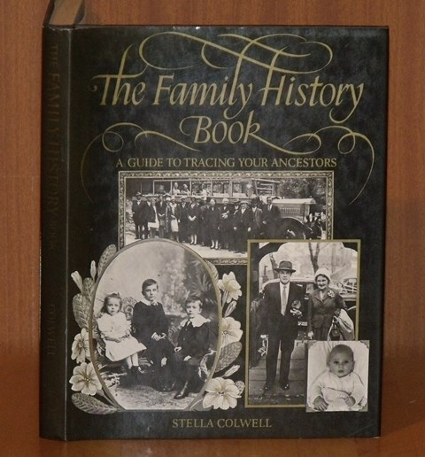 Image for The Family History Book. A Guide to Tracing Your Ancestors.