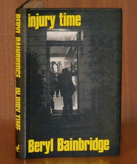 Image for Injury Time. Signed copy.