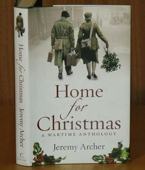 Image for Home for Christmas. A Wartime Anthology. Illustrated by Matilda Hunt.