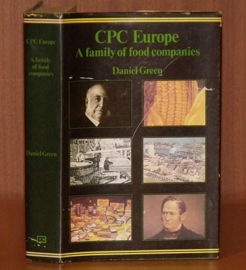Image for CPC Europe. A family of food companies. Foreword by Leo Tindemans.