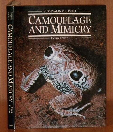 Image for Camouflage and Mimicry. Survival in the Wild.