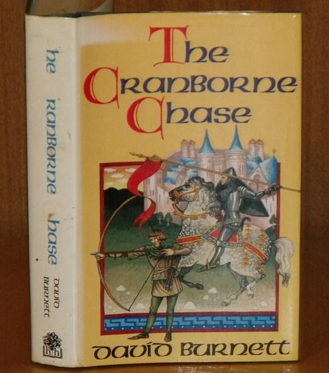 Image for The Cranborne Chase. A Novel.