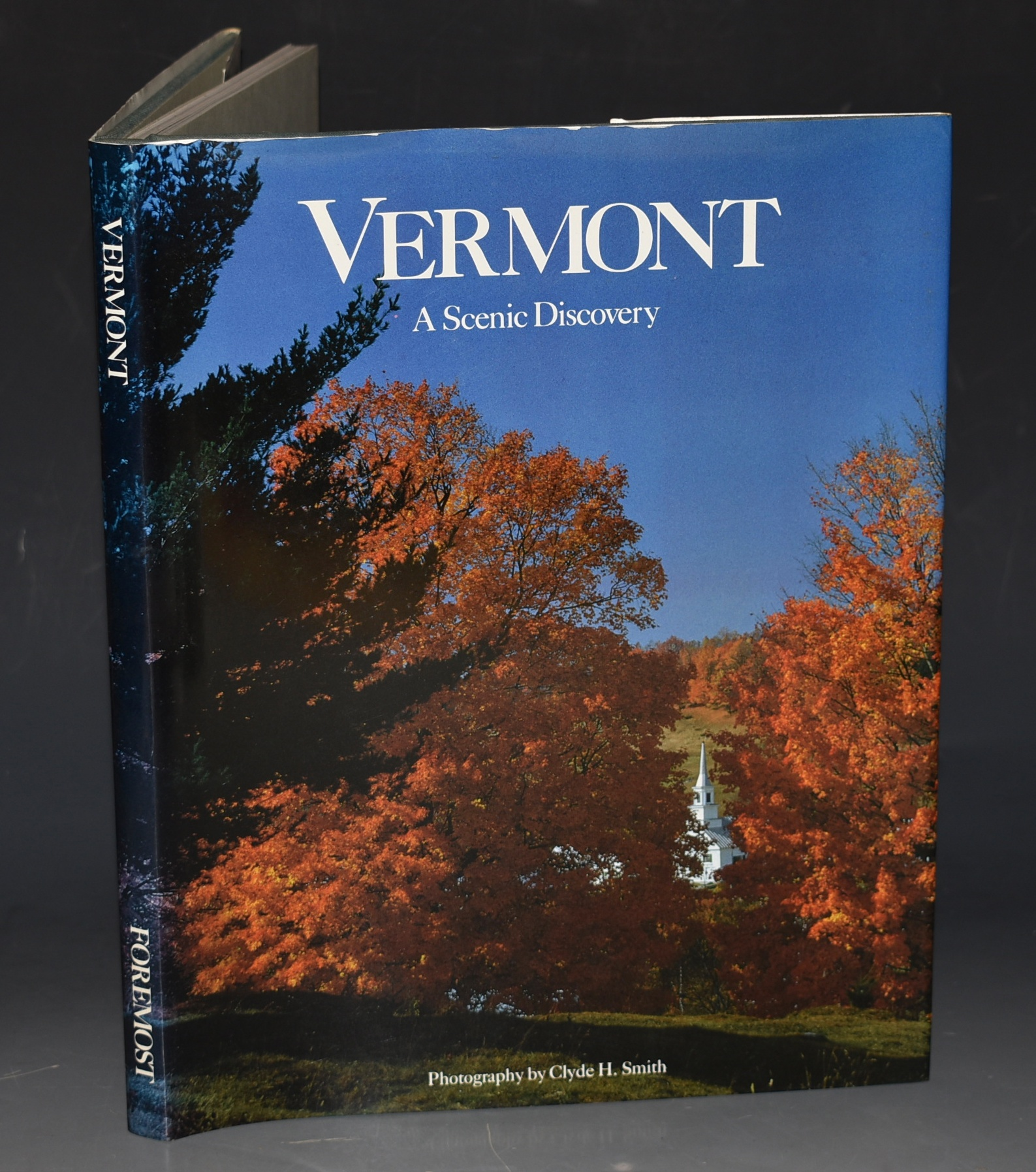 Image for Vermont. A Scenic Discovery. Introduction by Brian Vachon.