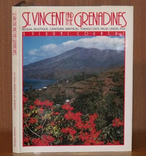 Image for St.Vincent and the Grenadines. Bequia, Mustique, Canouan, Mayreau, Tobago Cays, Palm, Union, PSV. With special contributions by Margaret Atwood, Graeme Gibson and Raquel Welch.
