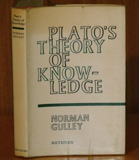 Image for Plato's Theory of Knowledge.