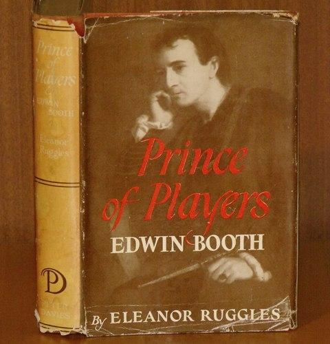 Image for Prince of Players. Edwin Booth.