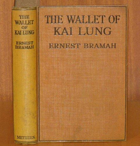 Image for The Wallet of Kai Lung. Seventh edition.
