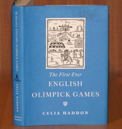 Image for The First Ever English Olimpyck Games.