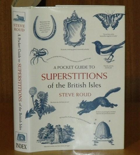 Image for A Pocket Guide to Superstitions of the British Isles.