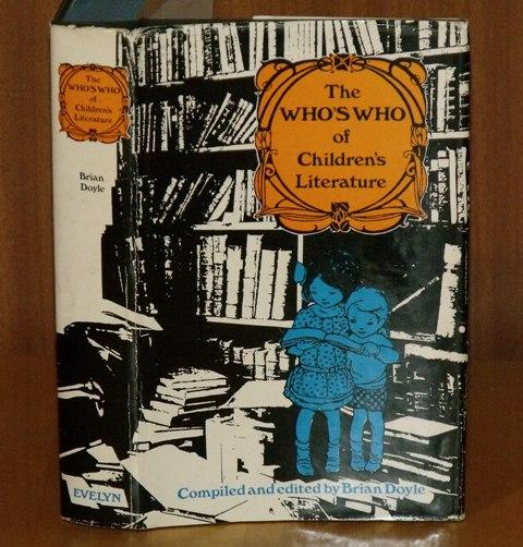 Image for The Who's Who of Children's Literature. Signed copy.