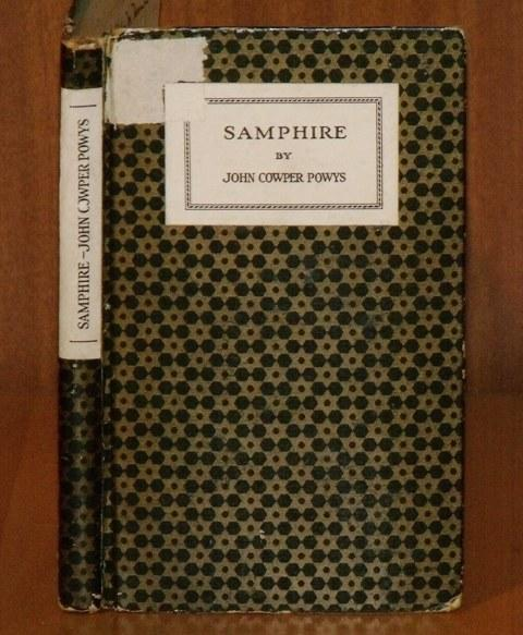 Image for Samphire. Signed copy.