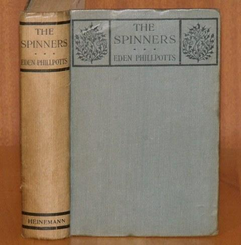Image for The Spinners. A Novel.