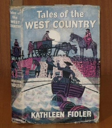 Image for Tales of the West Country. Illustrated by Charles Keeping.