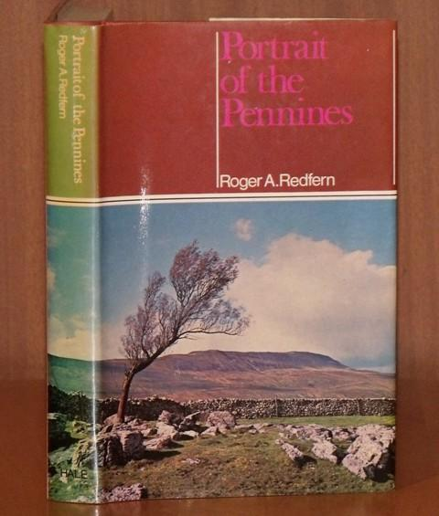 Image for Portrait of the Pennines. Illustrated with photographs by E.Hector Kyme and with map.
