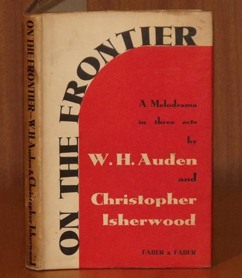 Image for On the Frontier. A Melodrama in three acts.