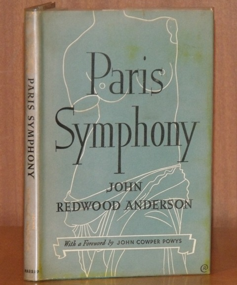 Image for Paris Symphony. With a foreword by John Cowper Powys.