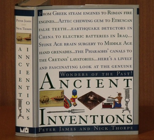 Image for Ancient Inventions.