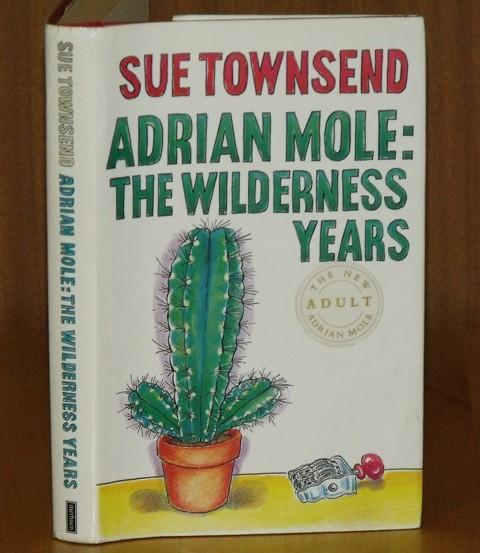 Image for Adrian Mole: The Wilderness Years. Line drawings by Caroline Holden.