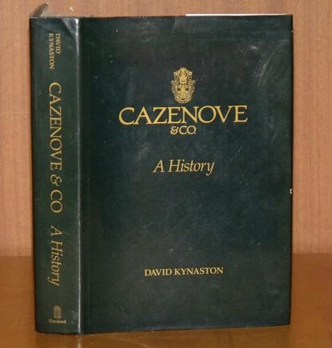 Image for Cazenove and Co. A History.