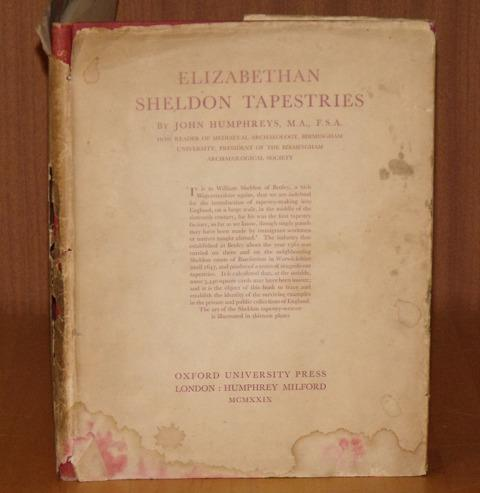 Image for Elizabethan Sheldon Tapestries.