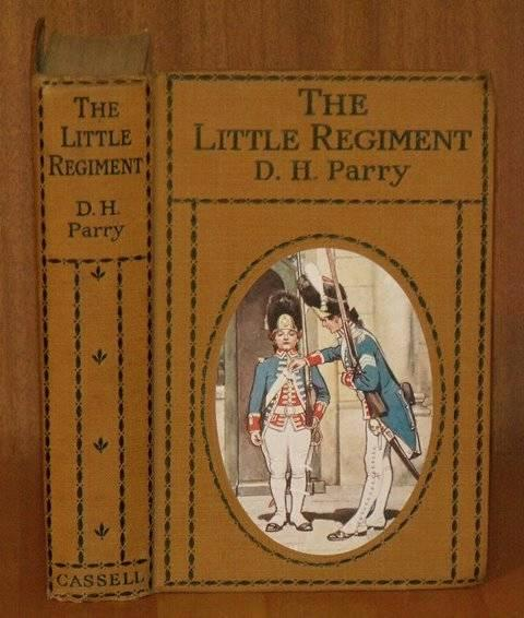 Image for The Little Regiment ILLUSTRATED BY H. M. BROCK