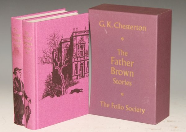 Image for The Father Brown Stories. Two Volumes.