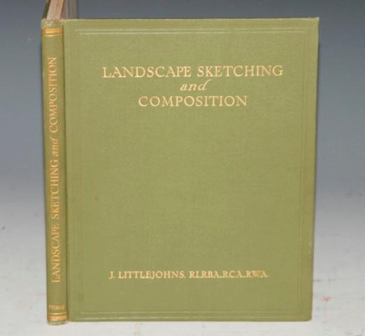 Image for Landscape Sketching and Compostition