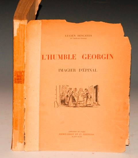 Image for L'HUMBLE GEORGIN IMAGIER D'EPINAL
