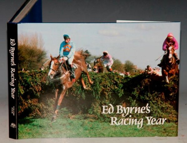 Image for Ed Byrne's Racing Year