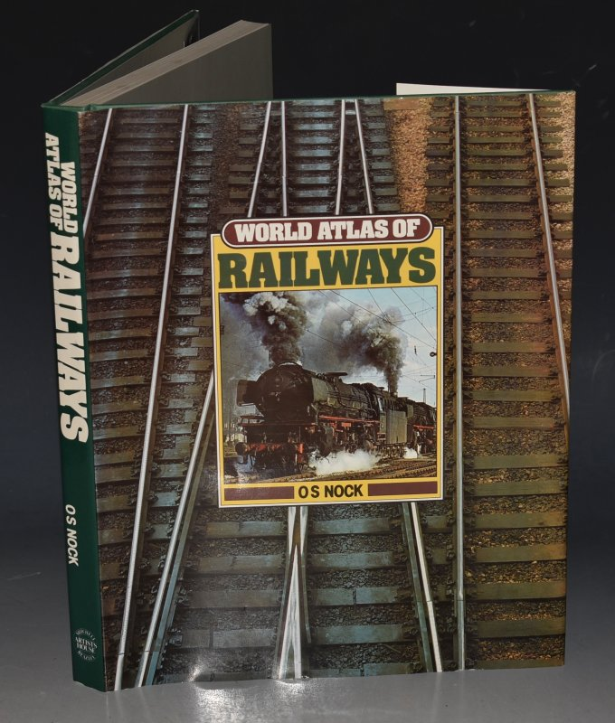 Image for World Atlas of Railways