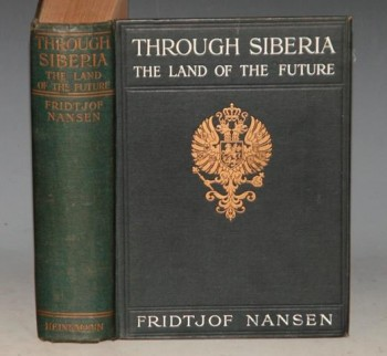 Image for Through Siberia. The Land of the Future.