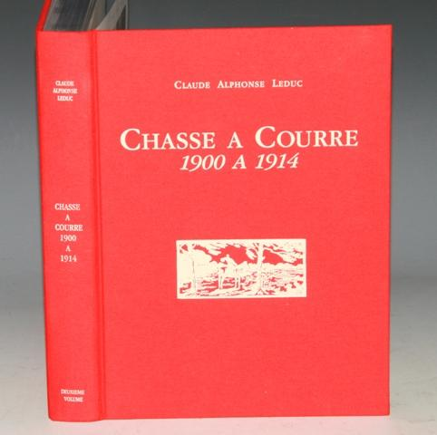 Image for Chasse A Courre 1900 A 1914. Deuxieme Volume. Signed and Limited Numbered copy.