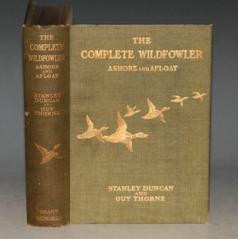 Image for The Complete Wildfowler. Ashore and Afloat. .Fully illustrated with Practical Drawings and Diagrams and with many illustrations in half-tone.