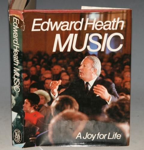 Image for MUSIC, A Joy For Life. Signed & Dedicated by the Author.