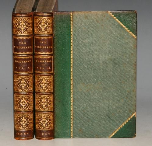 The Virginians. A Tale of the Last Century. In Two Volumes.