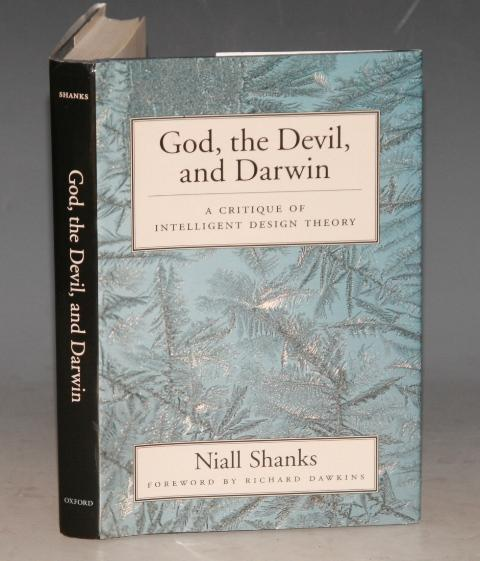 Image for God, the Devil, and Darwin A Critique of Intelligent Design Theory. Foreword by Richard Dawkins