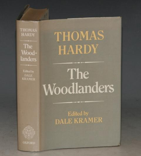 The Woodlanders. Edited by Dale Kramer.