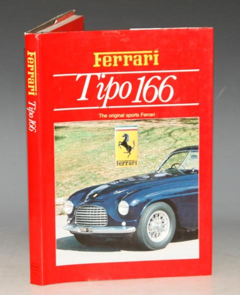 Image for Tipo 166. The Original Sports Ferrari.