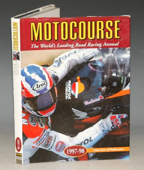 Image for Motocourse. The World's Leading Road Racing Annual.