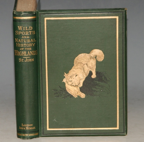 Image for Sketches of the Wild Sports & Natural History of The Highlands. Illustrated Edition.