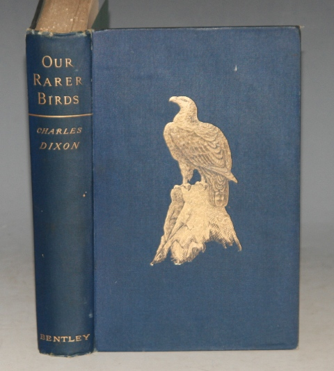 Image for Our Rarer Birds. Being Studies in Ornithology & Oology. With Twenty Illustrations by Charles Whymper and A Frontispeice by J.G. Keulemans.