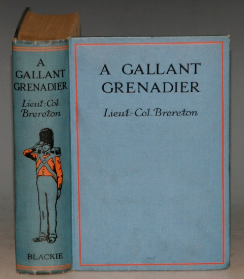 Image for A Gallant Grenadier. A Tale of the Crimean War. With Four Illustrations by Wal Paget and a Map.