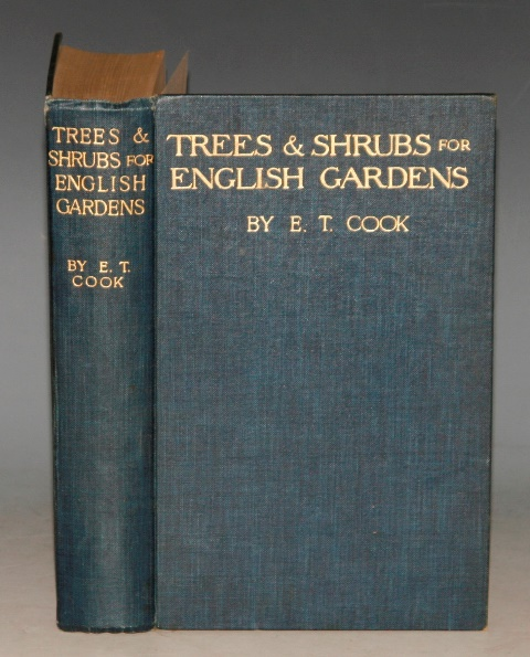 Image for Trees & Shrubs for English Gardens.