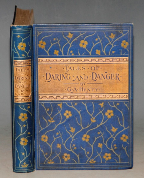 Image for Tales of Daring and Danger.